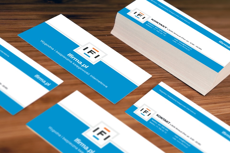 Free photo: Business Card, Company, Address - Free Image on ...