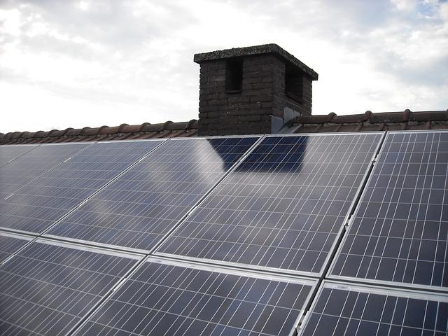 Solar Panels Green Power 183 Free Photo On Pixabay