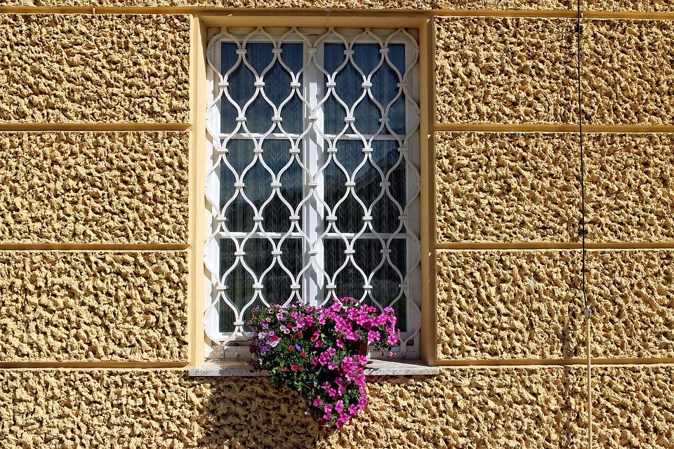 Kisi Kisi Jendela, Jendela, Kisi Kisi, Tua, Penglihatan