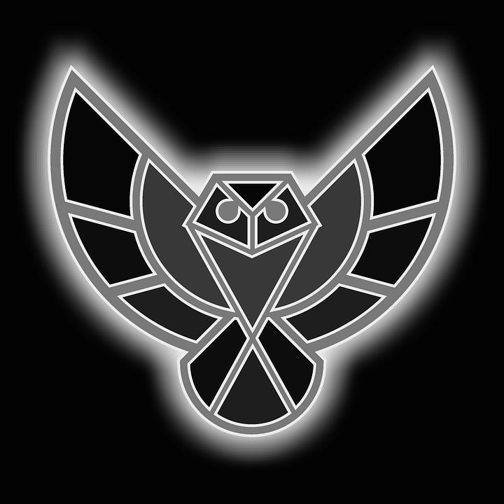 Owl Eagle Bird Background Free Image On Pixabay