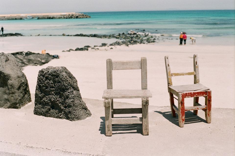 旅行するには, 千葉県, 月まとめ, ビーチフロント, 夏, 海, 浜, 青い海, エメラルド色の海