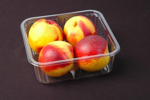 กล่องพลาสติกใส่อาหาร
