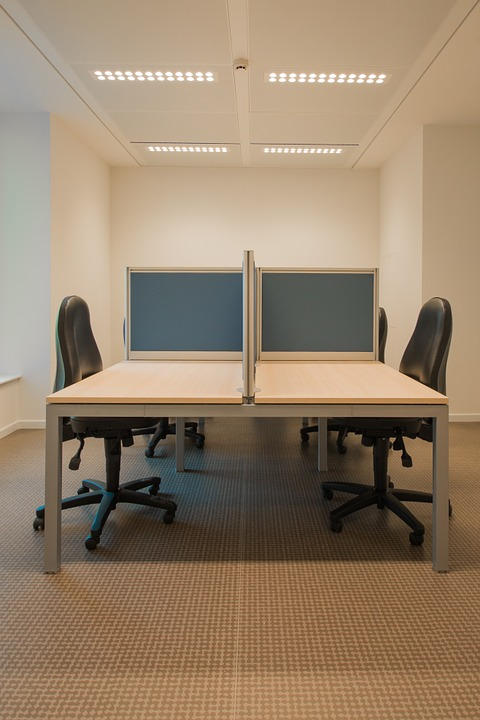 Beau Office Open Space Office Room Room Corporate