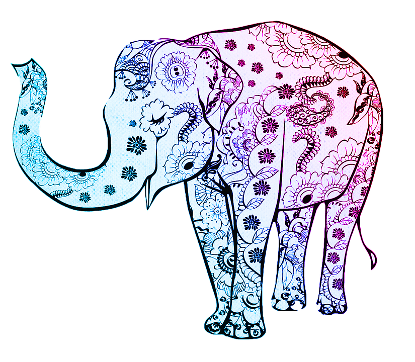 Elephant Animal Zoo Free Image On Pixabay
