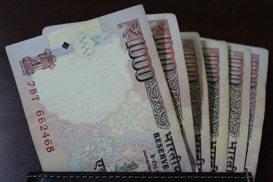 Currency, Indian Currency, Rupee, Indian Rupee, Money
