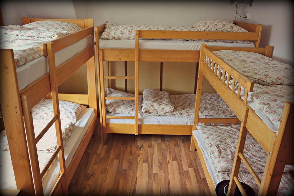 Etagenbett Jugendherberge Kaufen : Etagenbett buche extra stabil cm kinderbett ohne zubehör