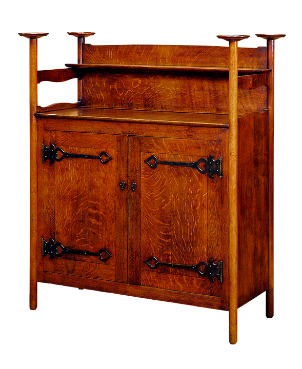 Sideboard Wood Furniture Antique Oak Oak Sideboard