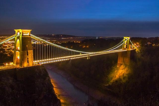 Bristol Bridge 183 Free Photo On Pixabay