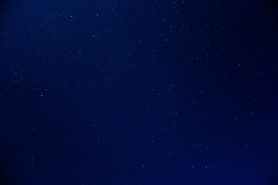 Evening Sky Stars