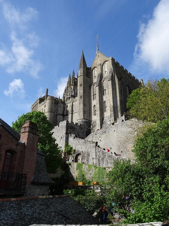 Le Mont Saint Michel... - Page 2 Mont-948195_960_720