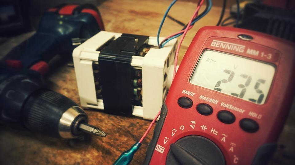 Electric, Component, Current, Digital, Display