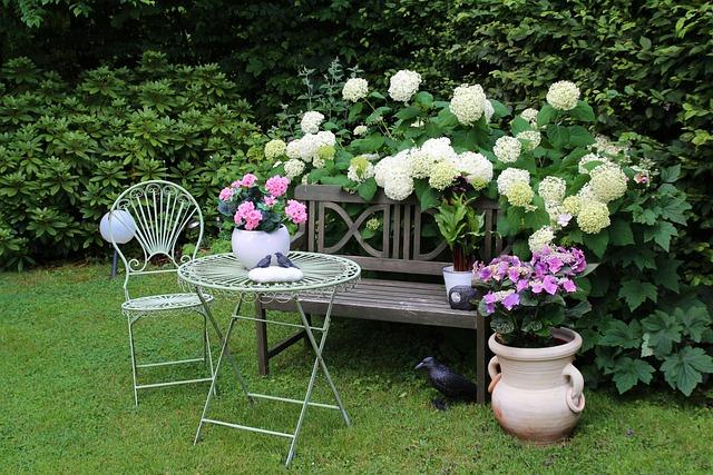 Jardin Fleurs Été - Photo gratuite sur Pixabay