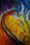 artystyczne, sztuka, abstrakcja