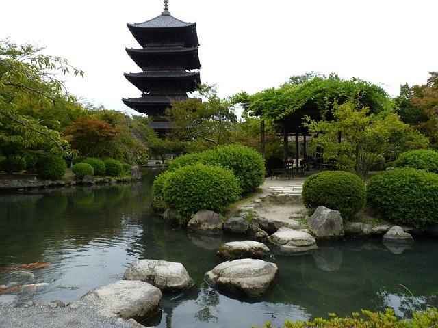 Giardino Zen Buddismo : Zen japan temple · free photo on pixabay