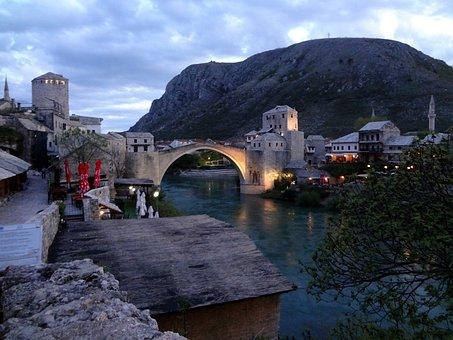 Bosnia, Mostar, Herzegovina, Europe