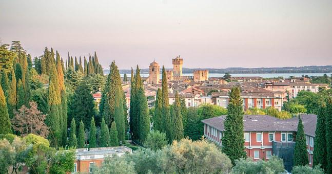 Lake Garda, Sirmione, Italy, Travel