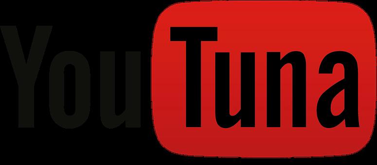Youtube, Logo, Tuna, Youtuna