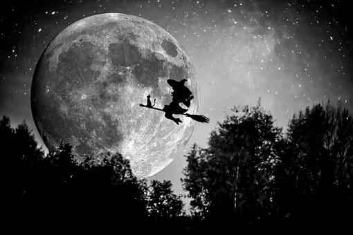 900 Kostenlose Hexe Und Halloween Bilder Pixabay