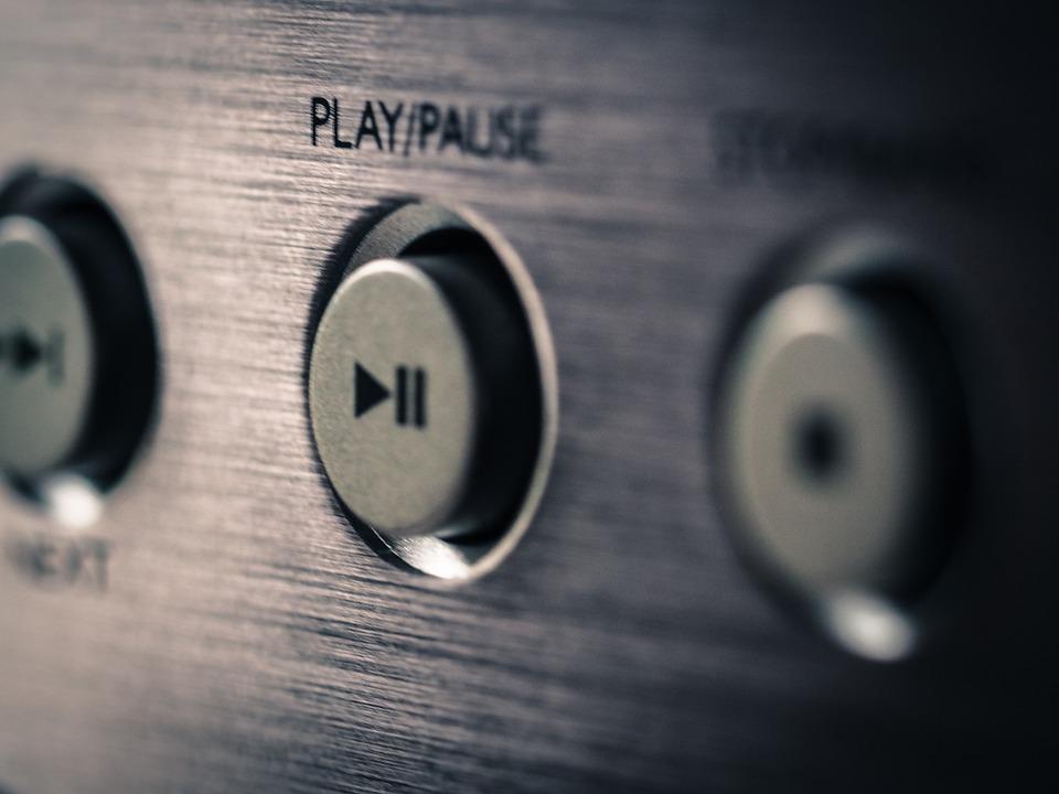 Plante, La Musique, Jouer, Pause, Lecteur Cd