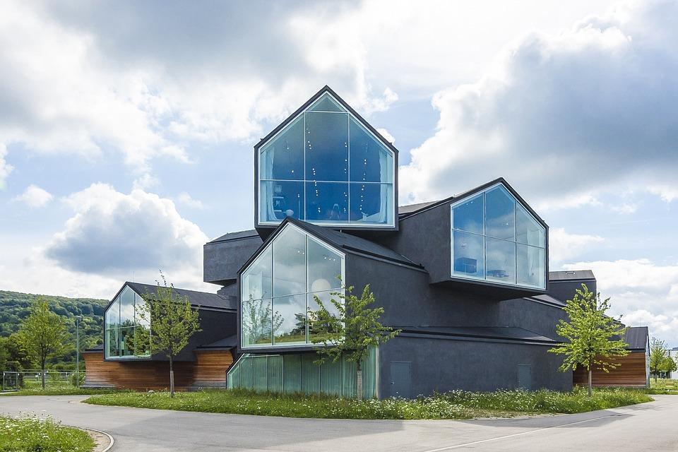 gratis foto architectuur museum vitra gratis