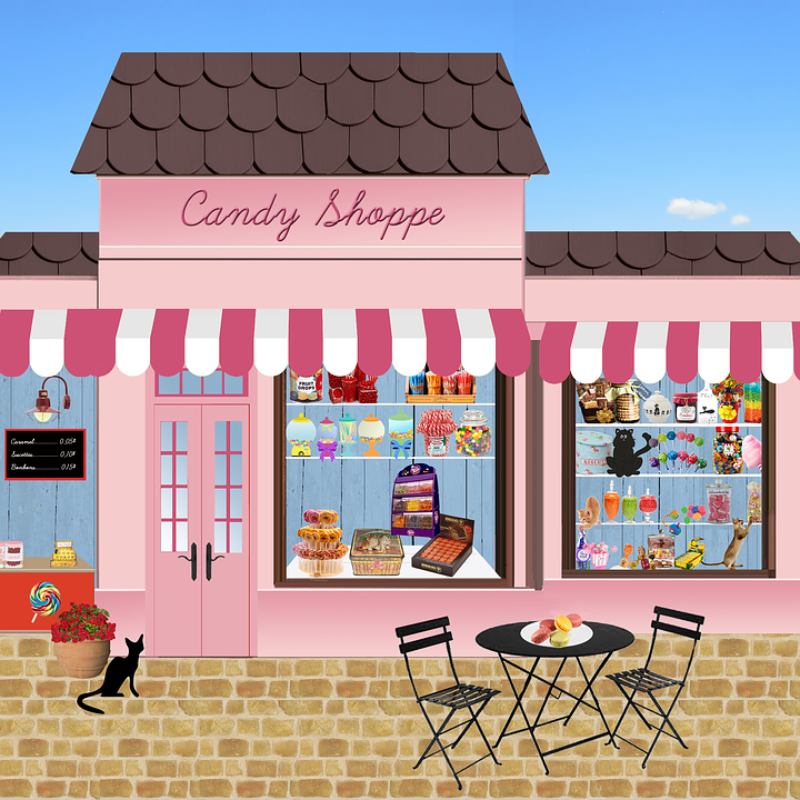 Shop Candy Sweets 183 Free Image On Pixabay