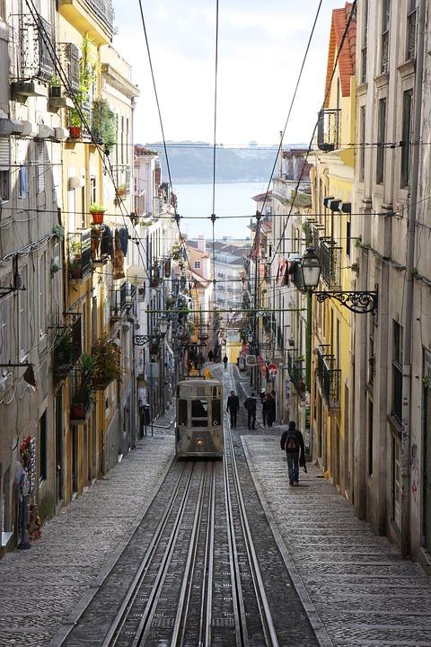 Photo ville de lisbonne