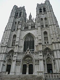Catedral de San Miguel y Santa Gúdula Bruselas