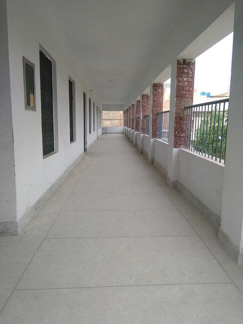 School Corridor Educat...