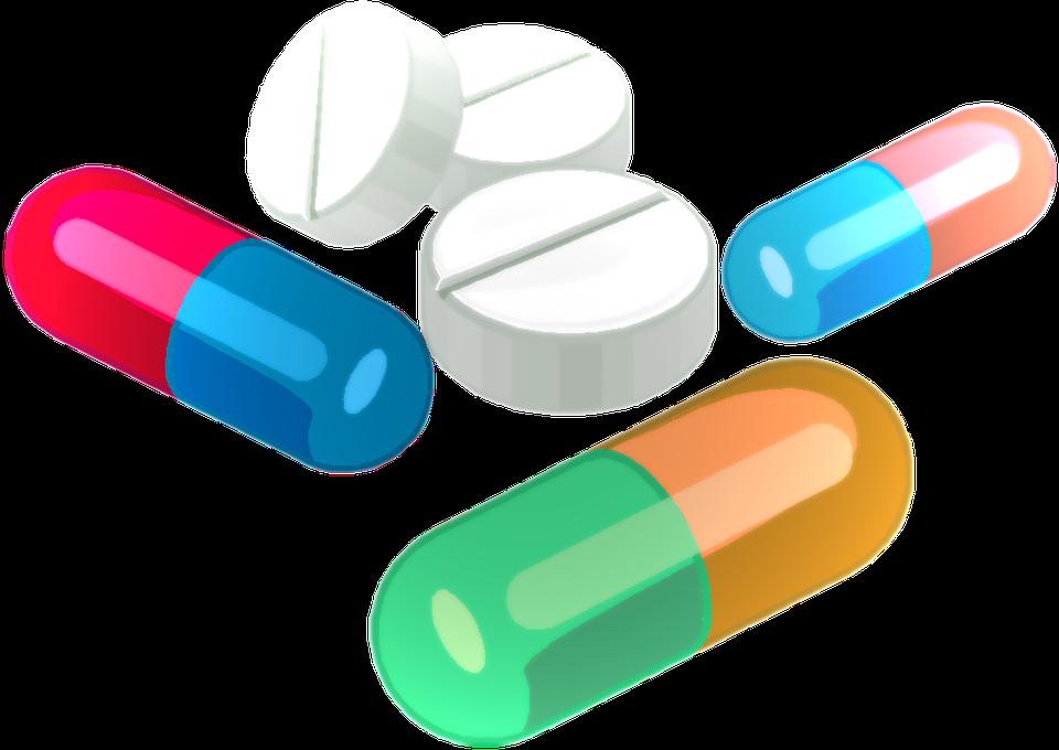 ภาพประกอบฟรี: ยาเม็ด, ยา, แท็บเล็ต, แคปซูล, ป่วย - ภาพฟรี ...