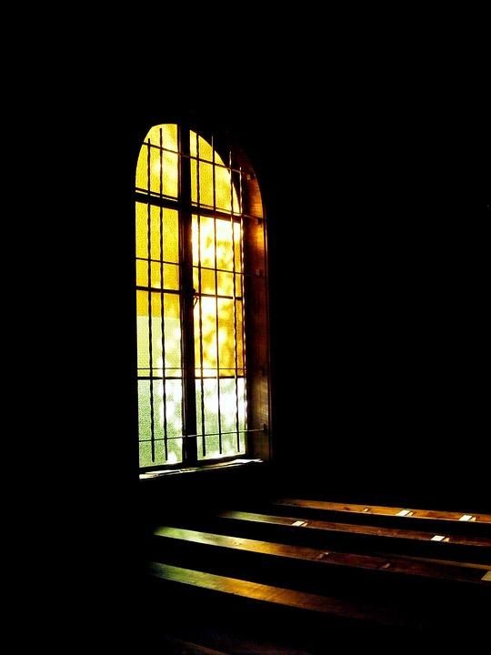 Kostenloses Foto Kirche Kirchenfenster Licht