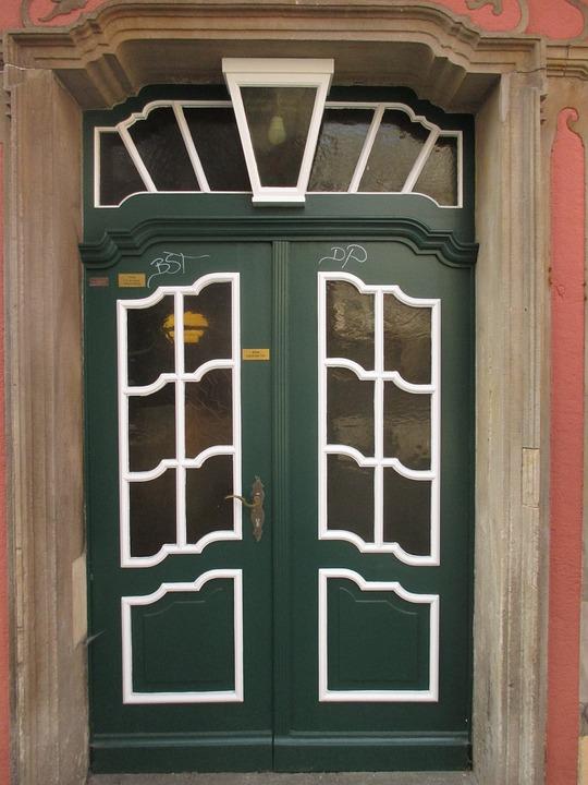 Gratis foto voordeur deur huis ingang oude gratis afbeelding op pixabay 952304 - Huis ingang ...