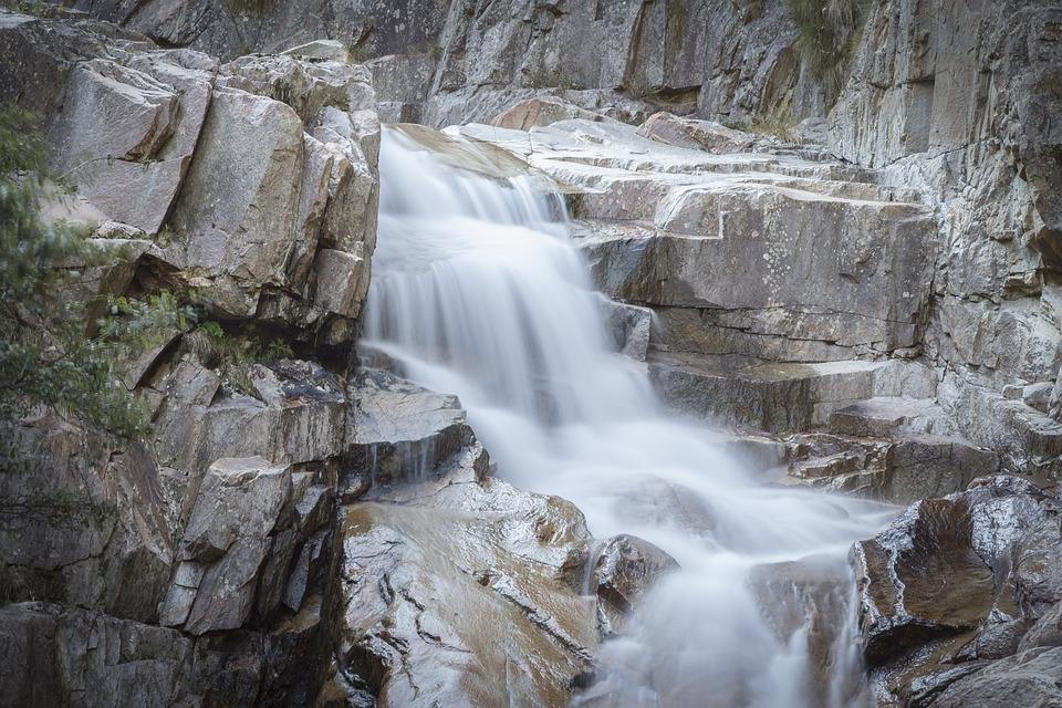 Reuss, Gotthard, Rock, Bron, Bergwater, Zwitserland