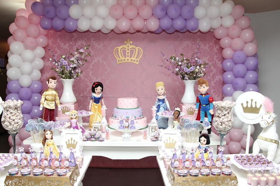 Free Photo Day Princess Birthday Party Free Image On