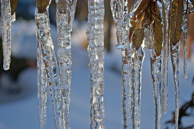 Ice Age Icicle 183 Free Photo On Pixabay