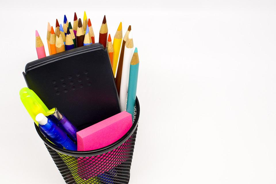 Back To School Supplies - Free photo on Pixabay