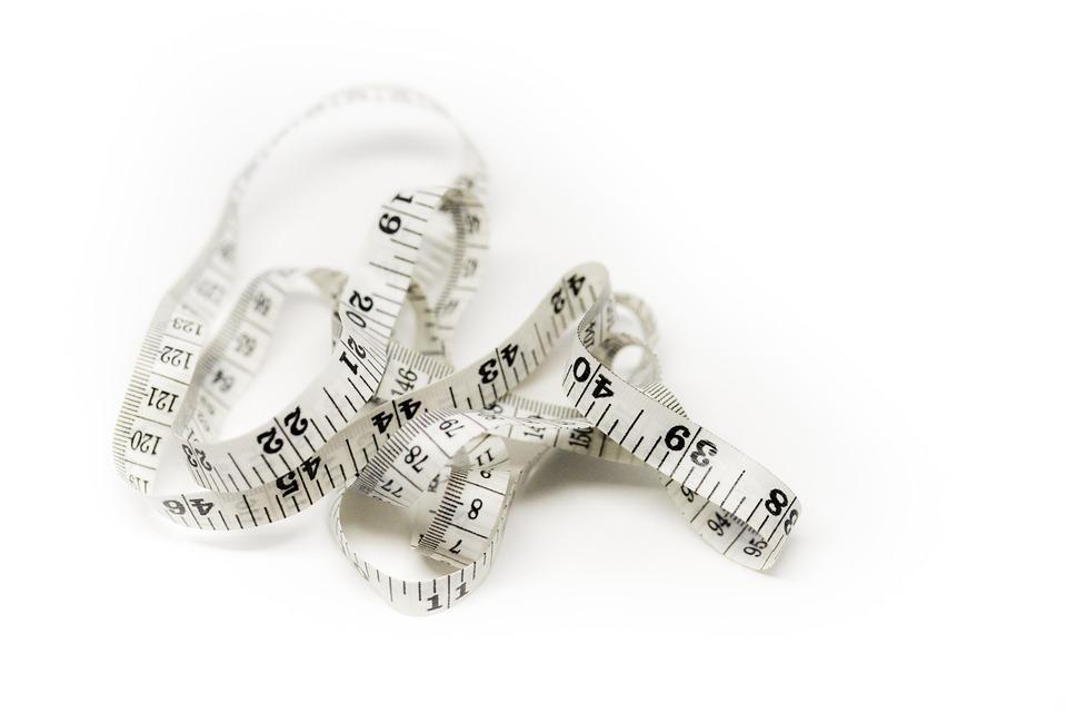 a soft tape measure
