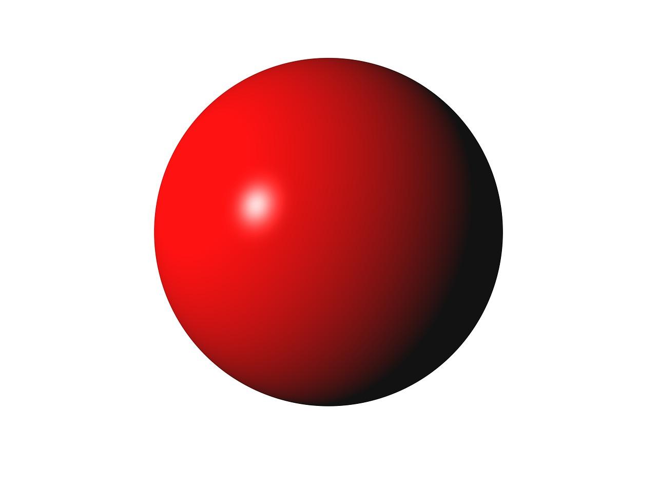 Картинка геометрические фигуры шар