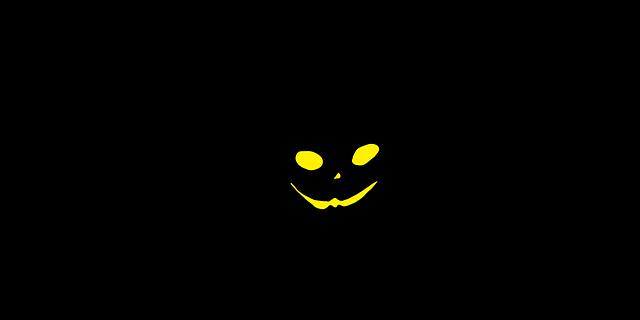 Free vector graphic: Halloween, Silhouettes, Pumpkin ...