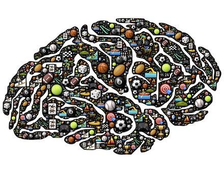 Cerebro Mente Pensamientos Juegos La Compe
