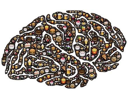 Brain, Mind, Obsession, Food, Snacks