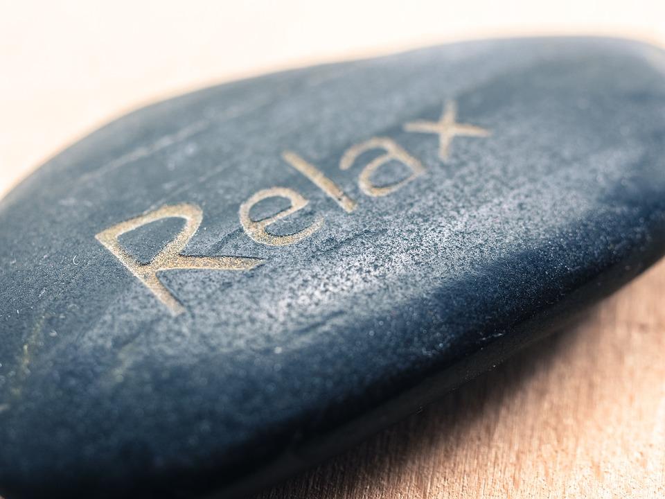 Relax, Benessere, Pietre, Pietre Calde, Recupero