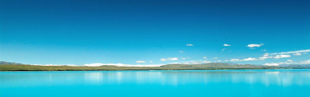 Nature Water Laguna Blue Sea Ocean
