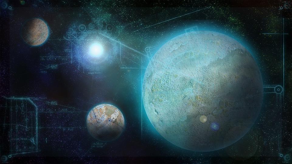Futuro spazio tecnologia immagini gratis su pixabay for Immagini universo gratis