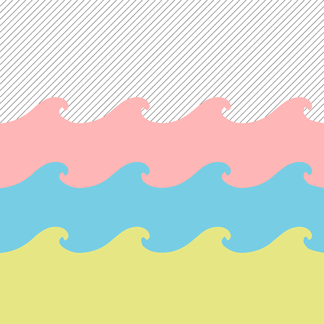 free illustration wave pattern stripe diagonal free