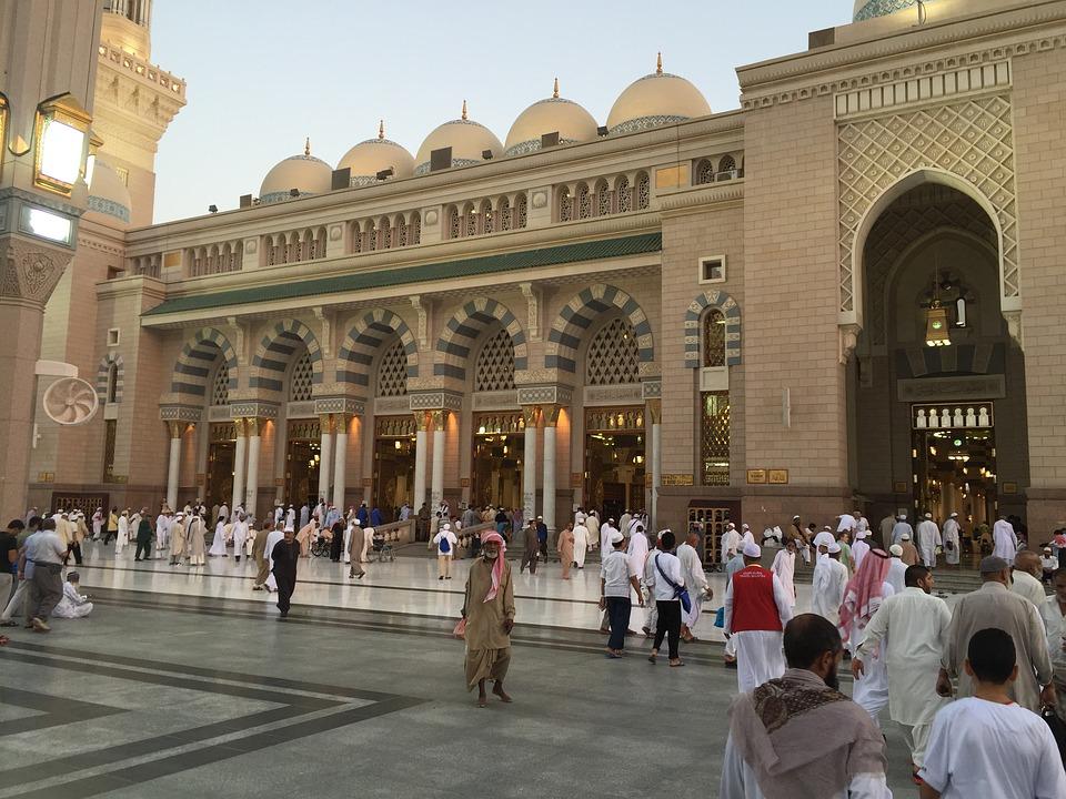 madina saudi arabia free photo on pixabay