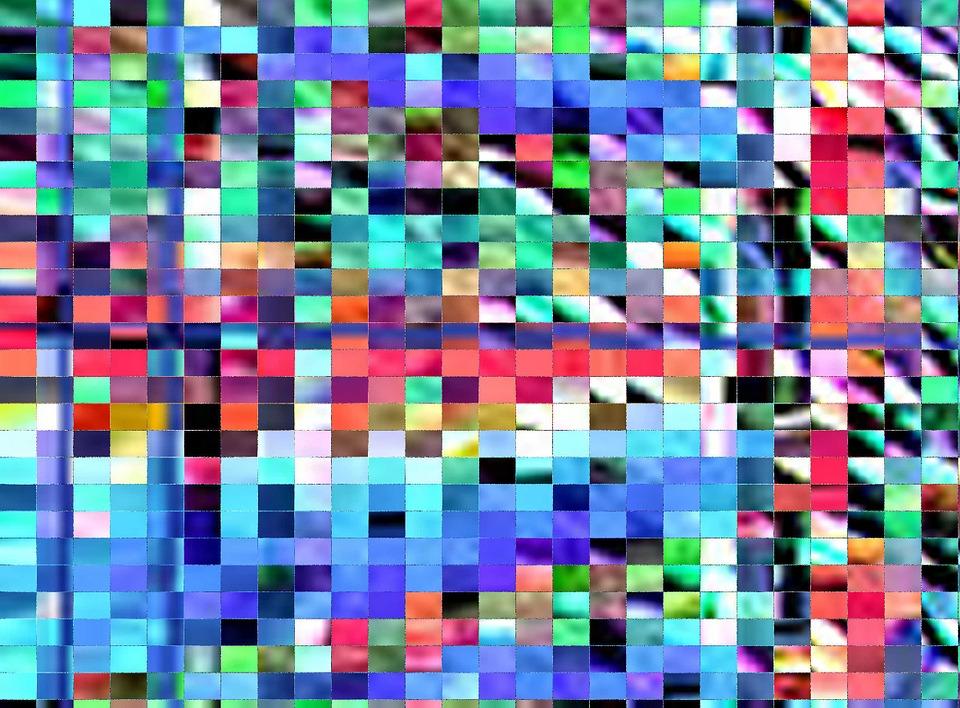 Fabuleux Illustration gratuite: Fond D'Écran, Multicolore, Résumé - Image  WW26