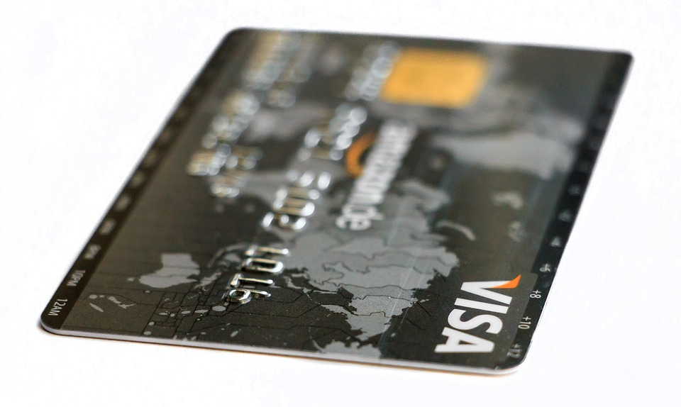Visa Credit Card · Free photo on Pixabay