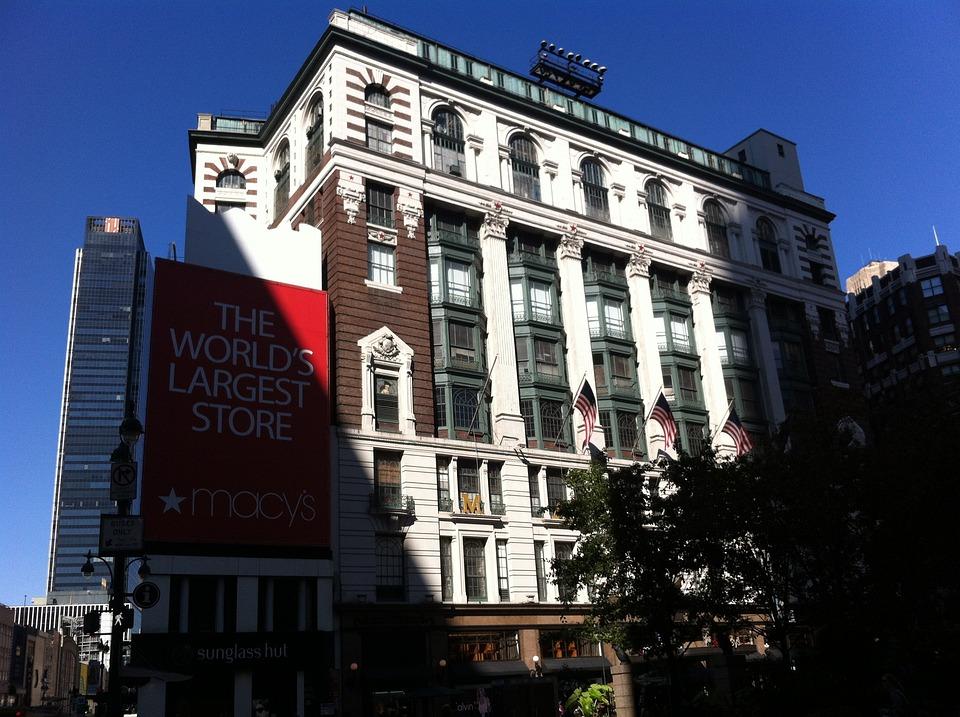 Macy'S New York, Shopping, Shopping Center