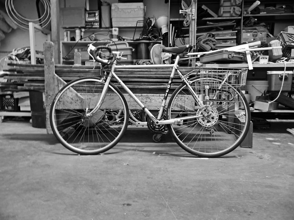 Free Photo Bike Bicycle Black And White Free Image On Pixabay