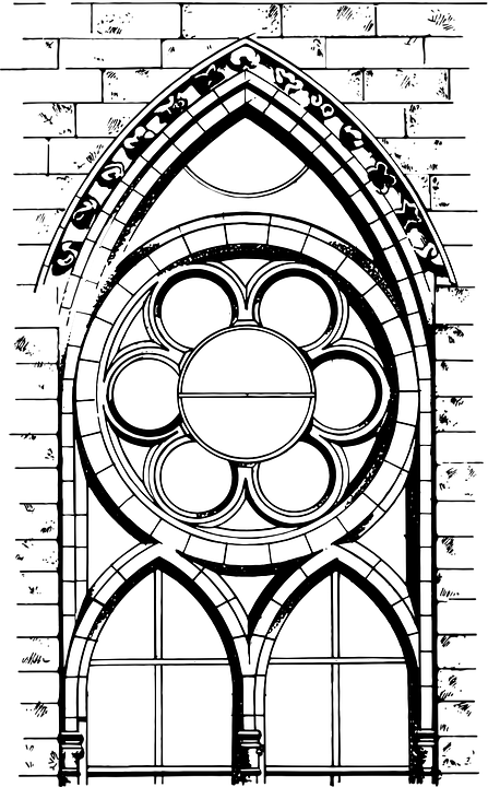 Drawing Cathedral Architecture Church Religion